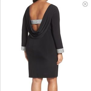 LBD Business in the Front/Party in the Back!